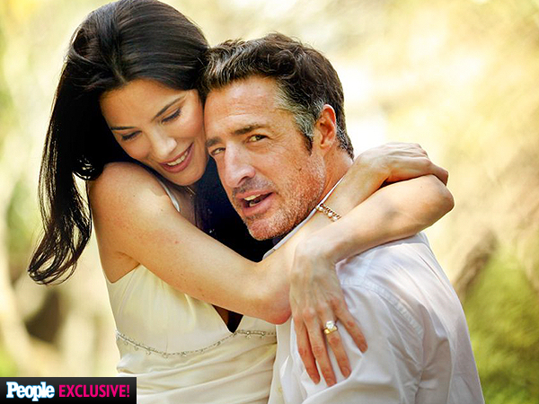 Defiance's Jaime Murray Is Married