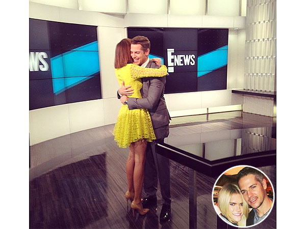 Jason Kennedy: Giuliana Rancic Set Me Up with Fianceé Lauren Scruggs