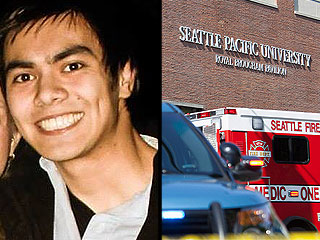 Seattle School Shooting Hero Jon Meis Asks for Donations to Go to Survivors
