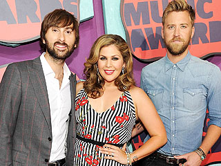 Why Lady Antebellum Penned a Song for the New Nicholas Sparks Movie