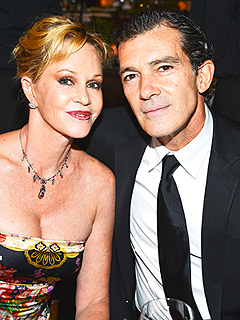 Melanie Griffith Files for Divorce from Antonio Banderas