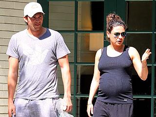 Ashton Kutcher and Mila Kunis Take Babymoon in French Polynesia