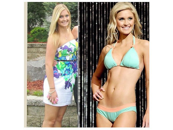 Jordan Wessel on 40 Lb. Weight Loss: I Feel Amazing| Miss USA Pageant, Bodywatch