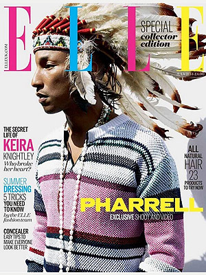 Pharrell Williams Responds to Controversy Over Native American Headdress | Pharrell Williams