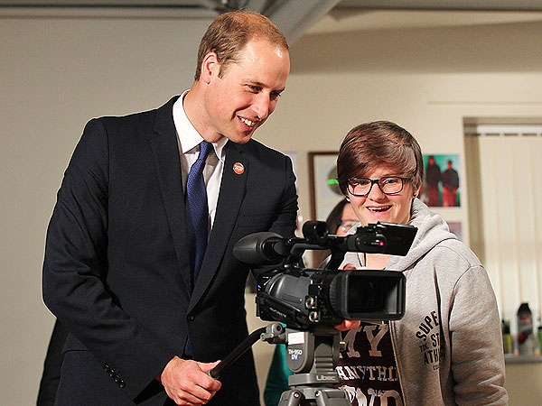 Prince William Tells High School Students He Loves Coldplay| Coldplay, Ghost Stories, Good Deeds, The British Royals, The Royals, Prince William
