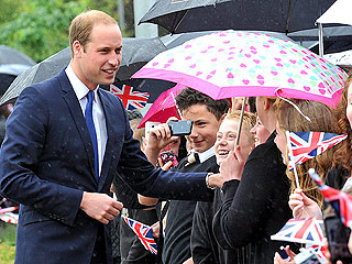 Who is Prince William's Favorite Band? (Hint: It's British)