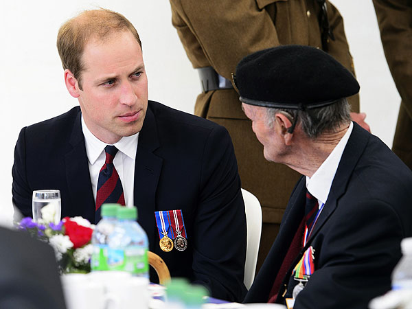 Prince William and Kate Meet D-Day Veterans in Normandy| The British Royals, The Royals, Kate Middleton, Prince Charles, Prince William, Queen Elizabeth II