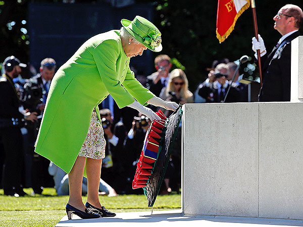 Queen Elizabeth, Obama Among Leaders in France for D-Day Anniversary
