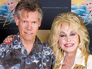 Randy Travis Makes Rare Appearance Since Stroke | Dolly Parton, Randy Travis