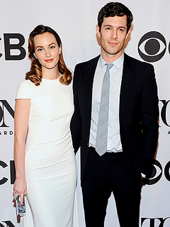 Leighton & Adam Make First Post-Wedding Red Carpet Appearance at the Tonys