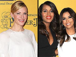 Cate Blanchett, Eva Longoria Shine at Women in Film Awards