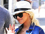 Christina Aguilera's Second Pregnancy Is 'Very Easy' | Christina Aguilera