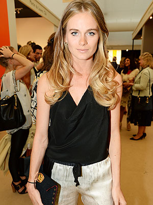 Cressida Bonas Steps Out with Princess Eugenie, Wows in Skin-Baring Top