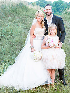 Watch Emily Maynard Walk Down the Aisle in Her Magical Wedding Montage