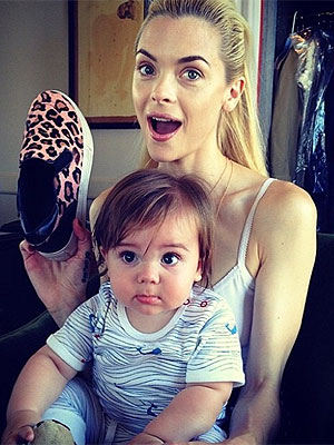 Jaime King James Knight