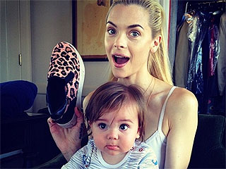 Jaime King Shares Sweet Photo of Her Son Nursing