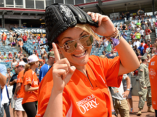 Batter Up! Country Stars Take the Field to Fight Cancer