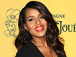 Kerry Washington Steps Out 7 Weeks After Baby