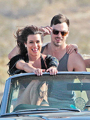 Who Is Lea Michele's New Man, Matthew Paetz?
