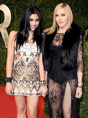 Here's What Madonna's Daughter Thought of Her Prom | Lourdes Leon, Madonna