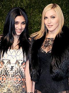 Madonna's Daughter Enrolls at Singer's Onetime College   Lourdes Leon, Madonna