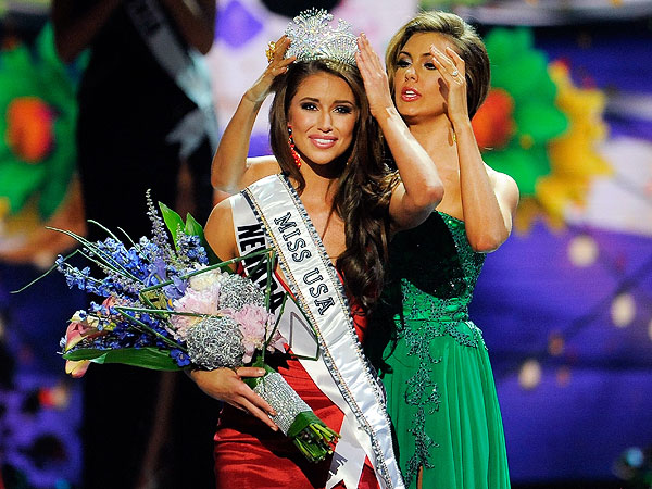 Did Miss USA Nia Sanchez Fake a Move to Nevada to Win?