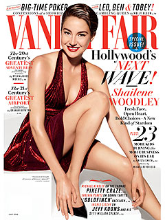 Shailene Woodley Calls George Clooney an 'Angel in My Life'