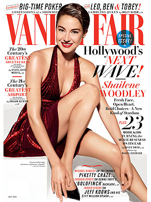 Shailene Woodley Calls George Clooney an Angel in My Life