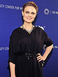 Emily Deschanel WE tv and Paley Center