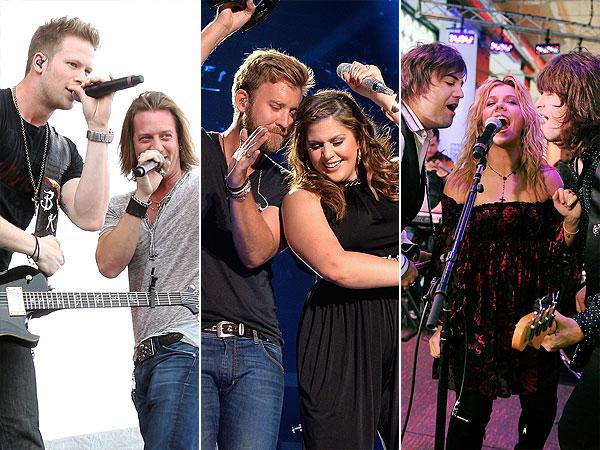 Luke Bryan, Miranda Lambert and More Score Teen Choice Award Nods| Teen Choice Awards, Country, Blake Shelton, Luke Bryan, Miranda Lambert, Taylor Swift