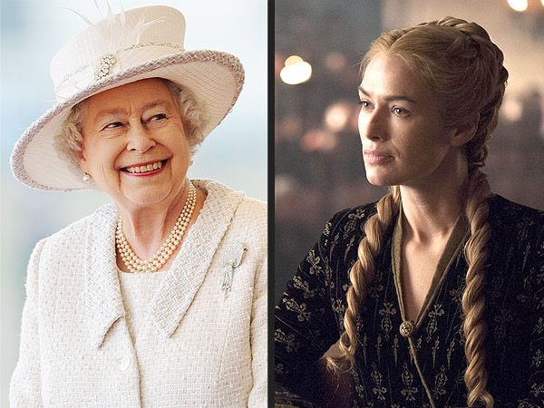 Queen Elizabeth Gears Up to Visit Game of Thrones Set | Game of Thrones, Queen Elizabeth II