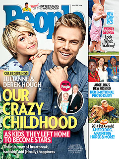 Derek & Julianne Hough: How Challenging Childhoods Shaped Our Success | Derek Hough, Julianne Hough