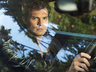 Rev Your Engines with Christian Grey in First Fifty Shades Still