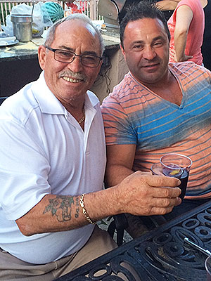 Real Housewives's Joe Giudice's Father Has Died | Joe Giudice