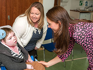Duchess of Cambridge Makes a Secret Visit to a Children's Hospice | Kate Middleton
