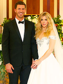 See Kimberly Perry's Gorgeous Wedding Photos
