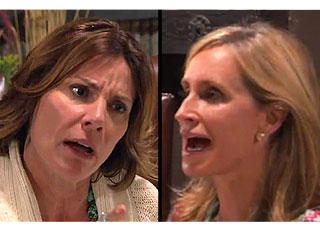 RHONYC Recap: Sonja Morgan & LuAnn de Lesseps Take Aim at One Another