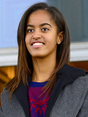 Malia Obama Spends a Day Working Behind the Scenes in Hollywood