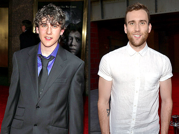 Holy Neville! See Harry Potter Star Matthew Lewis's Hot Transformation