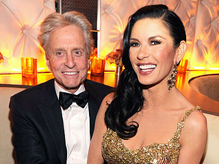 Catherine Zeta-Jones: 'I Was a Mess' After Learning of Michael Douglas's Cancer