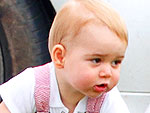 The Cutest Pics of Prince George on Father's Day