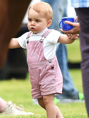 Prince George Father's Day Polo Match