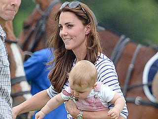 Prince George and Kate Help Prince William Celebrate First Father's Day