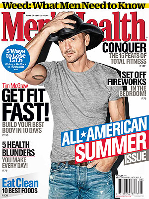 Tim McGraw on Weight Loss, Drinking, Faith Hill