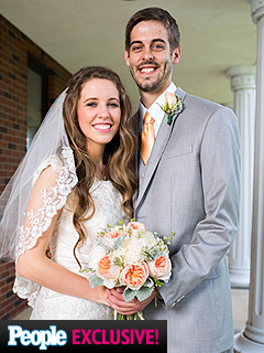 Inside 19 Kids & Counting'sJill Duggar's Wedding