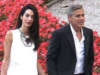 Inside George Clooney's Road to Marriage with Amal Alamuddin | George Clooney