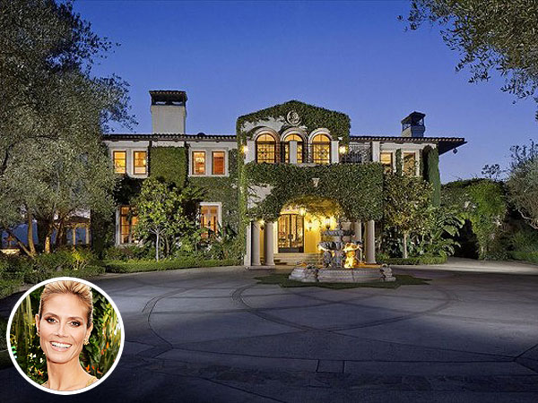 Photos: Want to Buy Heidi Klum's Gorgeous L.A. Mansion?