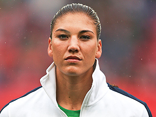 Hope Solo Enters Not Guilty Plea  in Domestic Violence Case