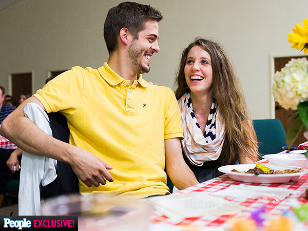 Inside Jill Duggar's EmotionalRehearsal Dinner