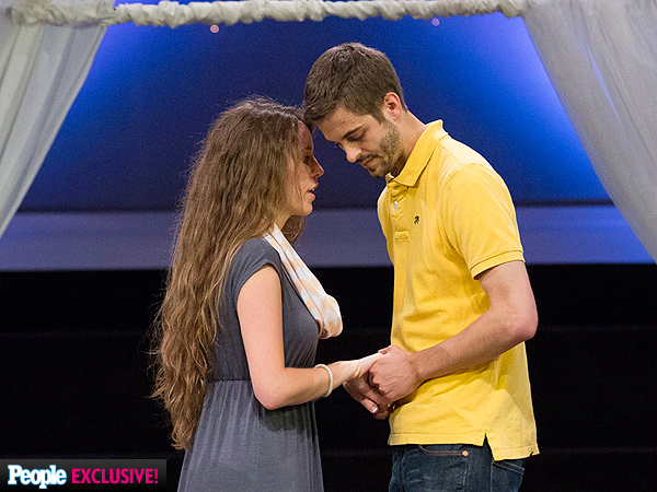 Jill Duggar and Derick Dillard's Wedding Rehearsal Dinner: All the Details!| Couples, Wedding, Anna Duggar, Derick Dillard, Jill Duggar, Jim Bob Duggar, Joshua Duggar, Michelle Duggar